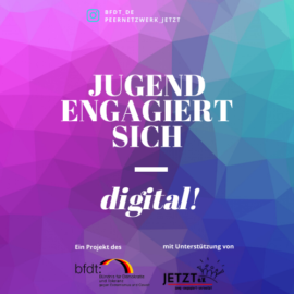Jugend engagiert sich - digital!